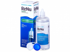ReNu MultiPlus kontaktlencse folyadék 360ml  - Ápolószer