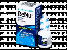ReNu MultiPlus nedvesítő cseppek 8 ml  - Szemcsepp