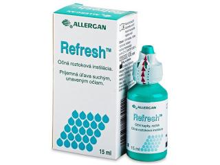 Refresh szemcsepp 15ml