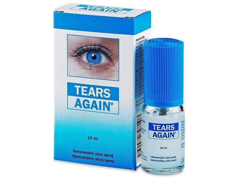 Tears Again szemspray 10ml  - Eye spray