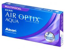 Air Optix Aqua Multifocal (3db lencse) - Multifokális kontaktlencsék
