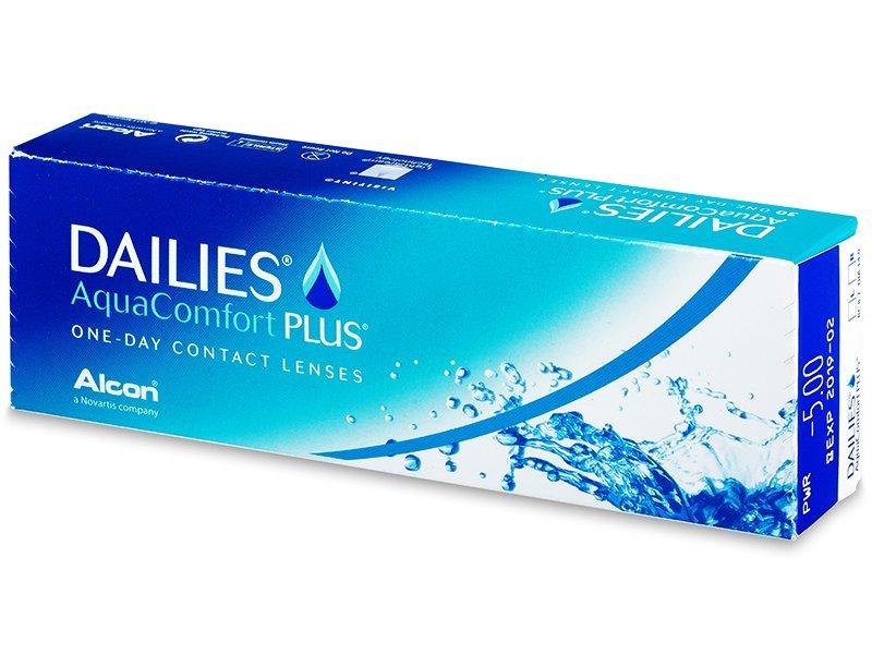 Dailies AquaComfort Plus (30db lencse) - Napi kontaktlencsék