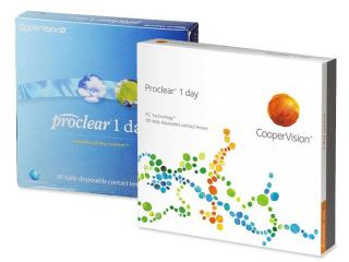 Proclear 1 Day (90db lencse) - Korábbi csomagolás