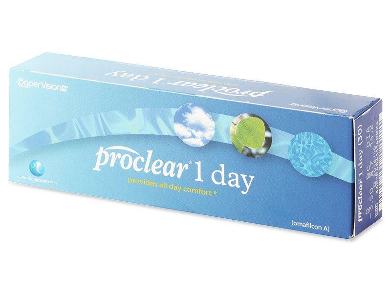 Proclear 1 Day (30db lencse) - Korábbi csomagolás