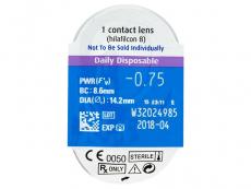 SofLens Daily Disposable (30db lencse) - Korábbi csomagolás