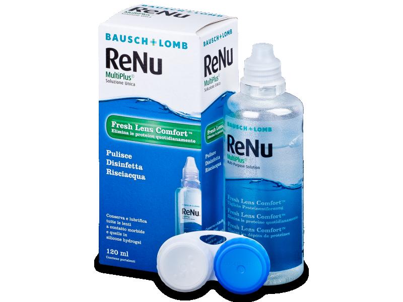 ReNu MultiPlus kontaktlencse folyadék 120ml