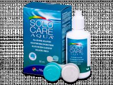SoloCare Aqua kontaktlencse folyadék 90ml  - Ápolószer