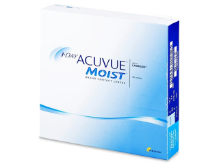 1 Day Acuvue Moist (90 db lencse)