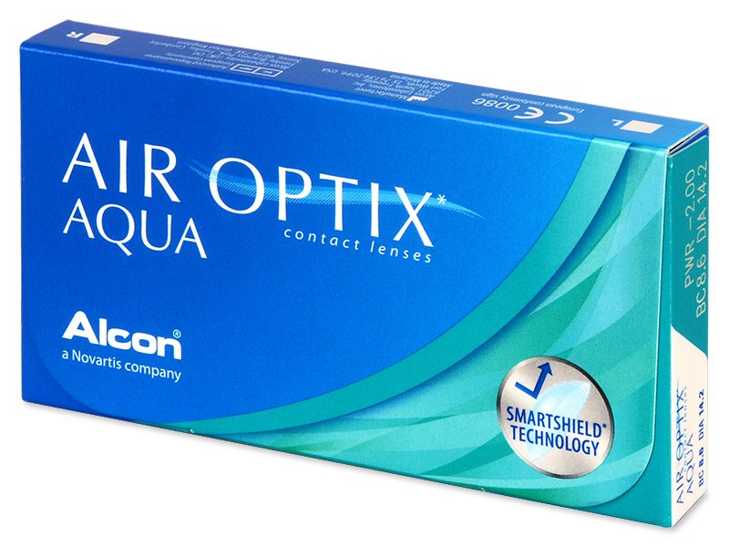 Air Optix Aqua (6 db lencse)