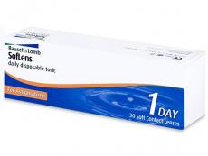 SofLens Daily Disposable Toric (30db lencse) - Tórikus kontaktlencsék