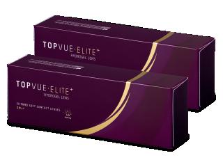 TopVue Elite+ (2x30 db lencse = 1 Mennyiség) - Napi kontaktlencsék
