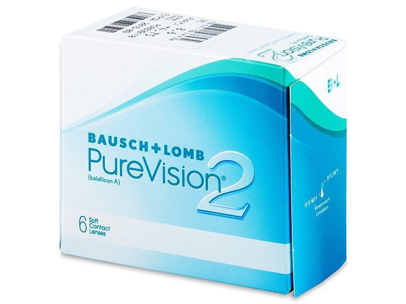 PureVision 2 (6db lencse) - Havi kontaktlencsék