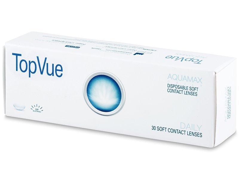 TopVue Daily (30db lencse) - Korábbi csomagolás