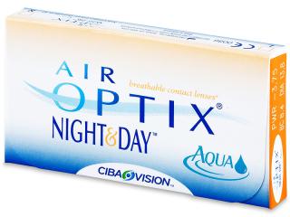 Air Optix Night and Day Aqua (6db lencse) - Korábbi csomagolás